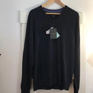 Ted Baker Soft Merino Wool Sweater